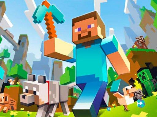 Minecraft Games Play Free Game Online At Crazygamesmix Com